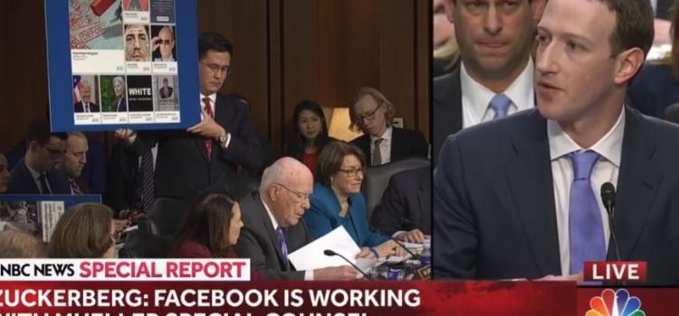 Facebook Datenskandal! Sauerei! Aufschrei!